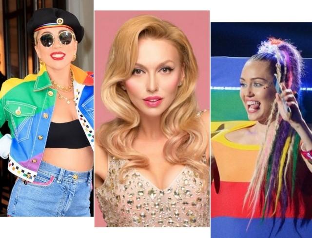 10 звезд, которые поддерживают ЛГБТ-комьюнити