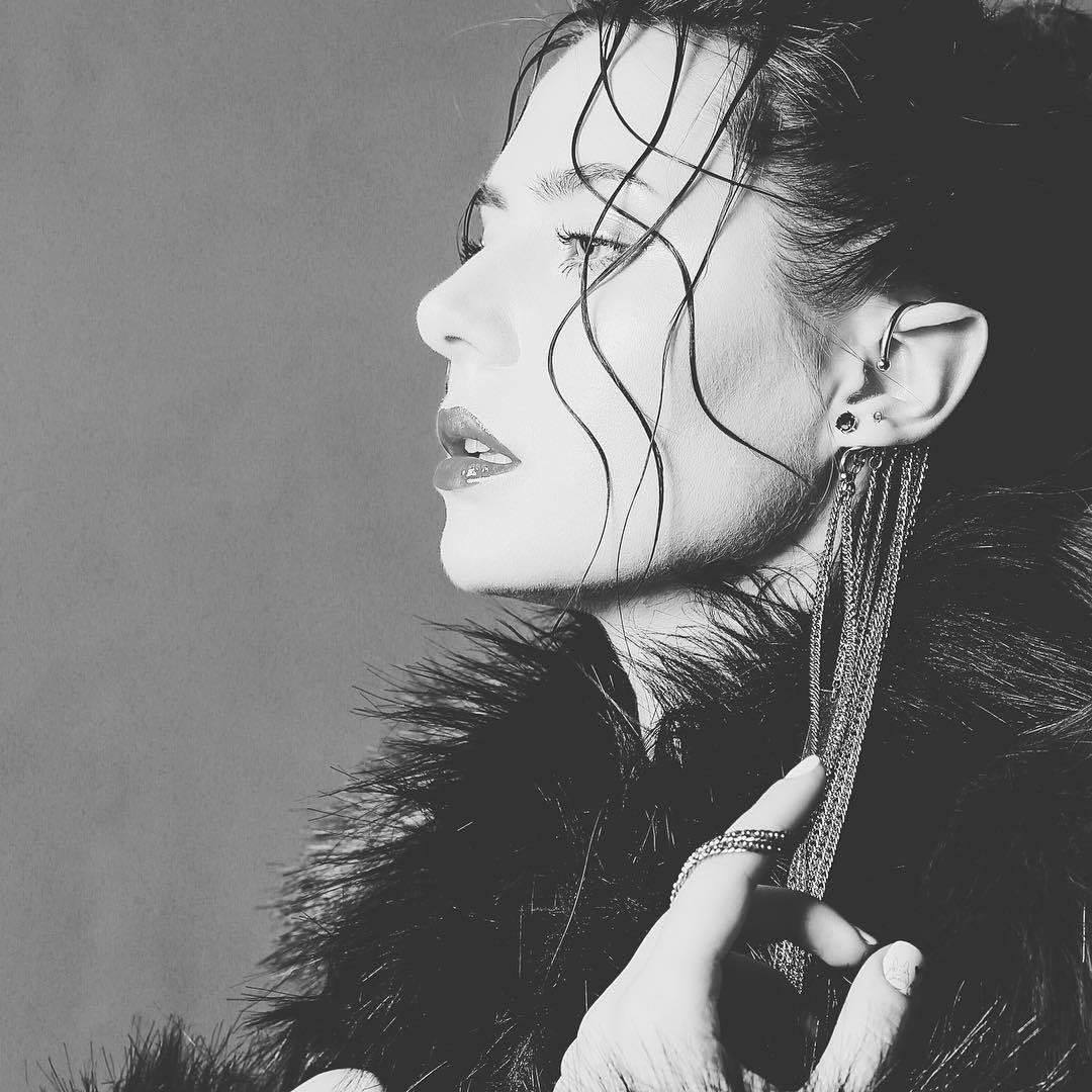 fashion-редактор: Анна Ярошенко