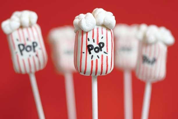 Ни одна твоя вечеринка больше без них не обойдется: как приготовить кейк-попсы - галерея №1 - фото №1