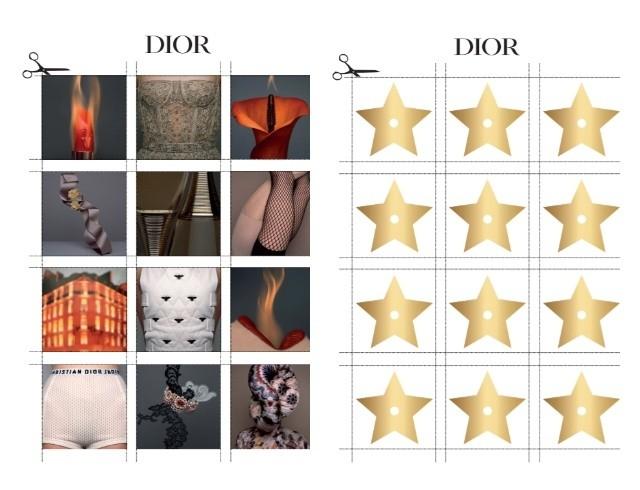 Чем заняться на карантине: Dior выпустили бесплатную настольную игру, которую можно скачать и распечатать