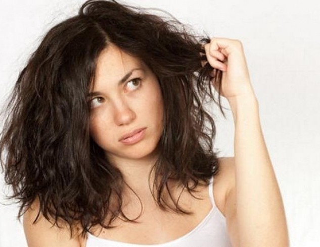 Как избавиться от «одуванчика» на голове