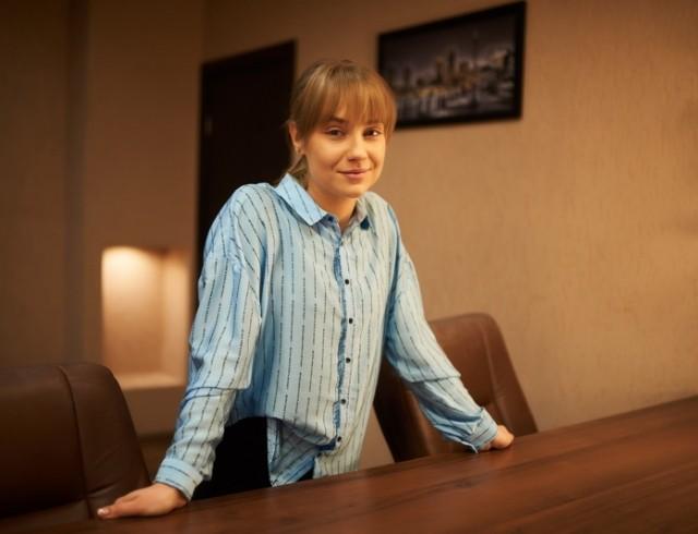 """Актриса Клава Дрозд дала интервью: о съемках в """"Ничто не случается дважды"""", работе с мамой и братом и поклонниках"""