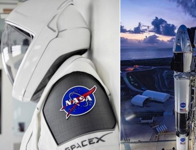 Амбициозный план SpaceX и NASA по запуску астронавтов в космос пришлось отложить: подробности