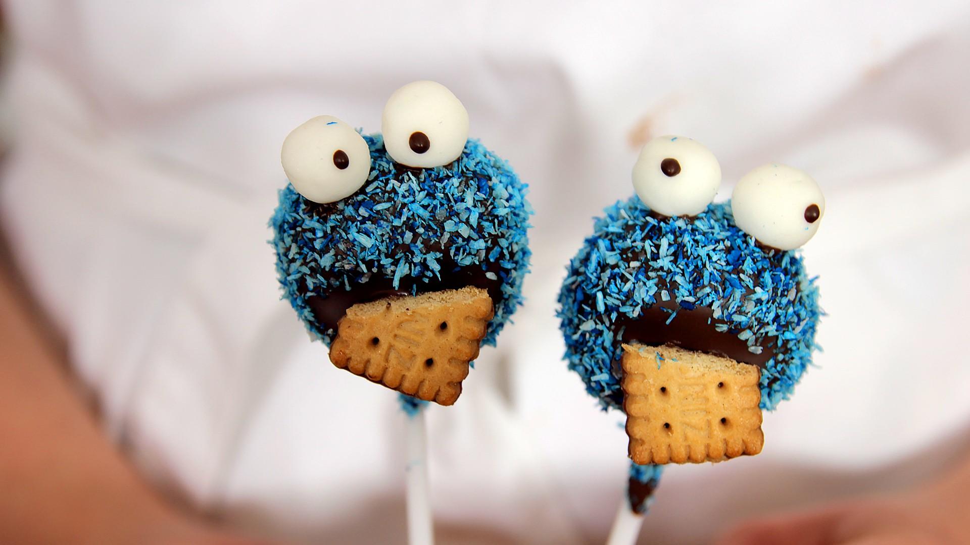 Ни одна твоя вечеринка больше без них не обойдется: как приготовить кейк-попсы - галерея №1 - фото №4