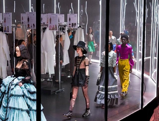 Fashion-революция: Gucci отказались от сезонных коллекцийи теперь будут выпускать одежду дважды в год