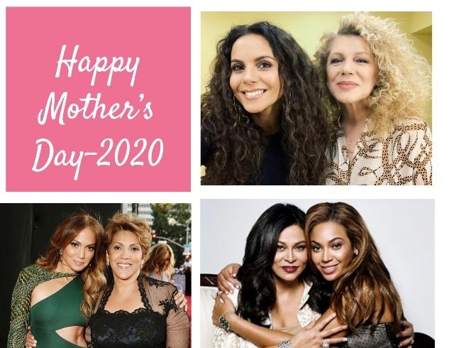 Как звезды отметили День матери-2020: трогательные поздравления Дженнифер Лопес, Бейонсе, Насти Каменских и других (ФОТО)