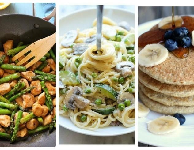 диета питание по часам меню