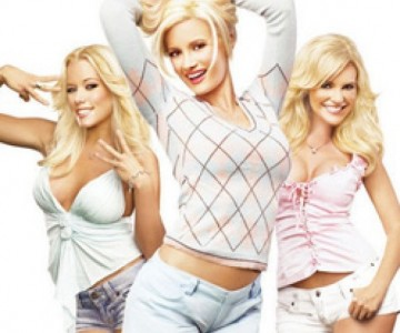 Блондинки Уверены В Своей Сексуальности