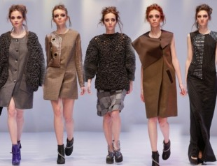 Kiev Fashion Days: коллекция Lera Leshchova осень-зима 2014-2015