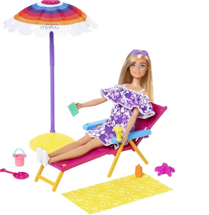 Mattel выпустили линейку кукол Барби из океанического мусора - галерея №1 - фото №2