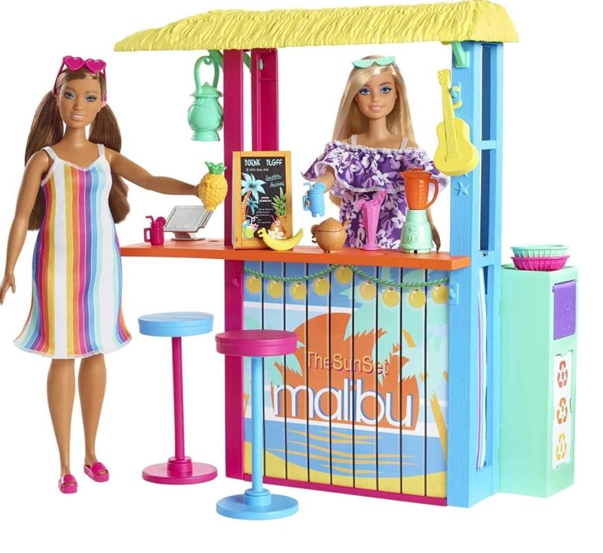 Mattel выпустили линейку кукол Барби из океанического мусора - галерея №1 - фото №1