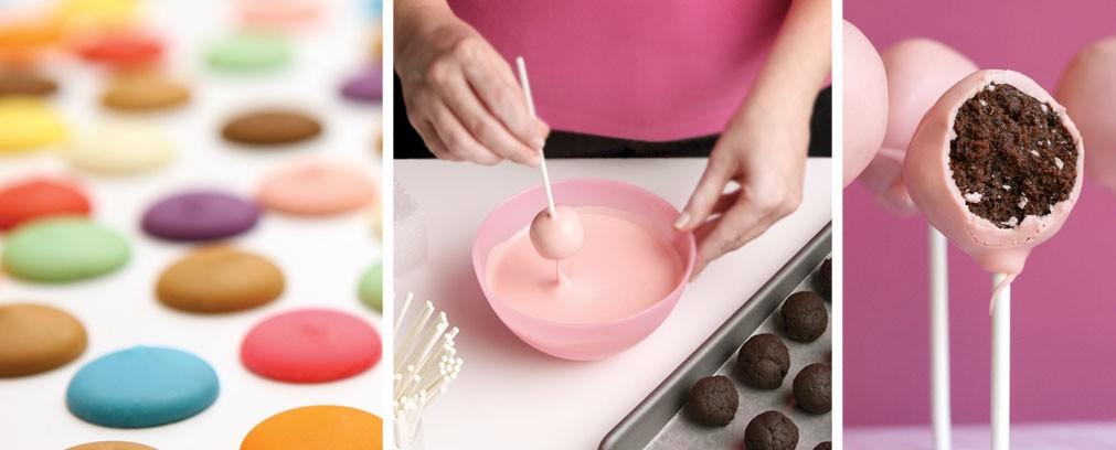 Ни одна твоя вечеринка больше без них не обойдется: как приготовить кейк-попсы - галерея №2 - фото №1