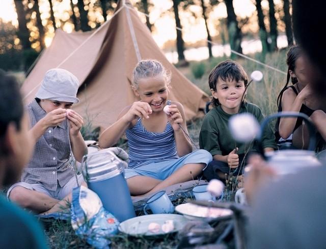 Чем занять детей на пикнике
