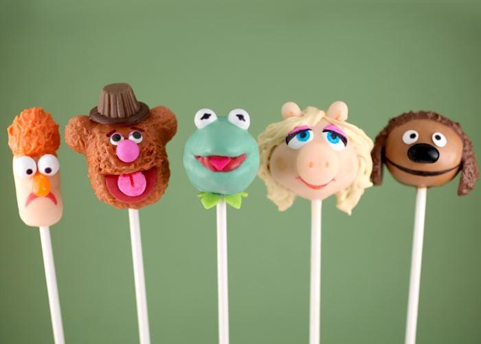 Ни одна твоя вечеринка больше без них не обойдется: как приготовить кейк-попсы - галерея №3 - фото №3