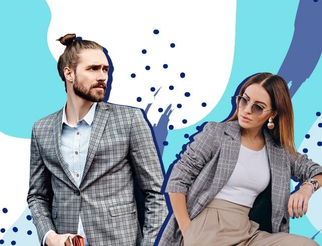 Мода на унісекс: що підійде їй та йому?